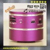 2012 High quality 360 degree sound resonance speaker