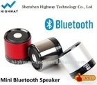 Hot selling !!! Portable mini bluetooth speaker