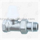 brass radiator valves