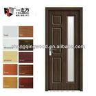 types of glass bathroom entry doors design