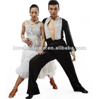 Ladies' fantasy latin dance costume