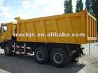 shannxi delong 6*4 dump truck