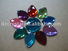 crystal glass accessories beads stone