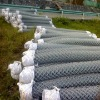 FuBu Galvanized Chain Link Fence