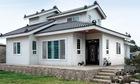 steel structural villa