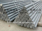 continuous cast iron billet and round alloy bars