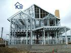 light steel truss frame for construction villa&prefabricated