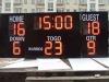 Led American football scoreboard
