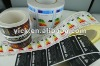 refrigerator waterproof label sticker strong adhesive