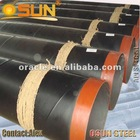 X56 SSAW API 5L Pipes for long-distance petrolum transportation