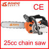 light weight gas chain saw
