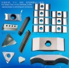 profile turning inserts,cutter for slitting rubber ,grooving inserts