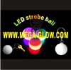 promotional gift,flashing mood light ball,mood light keychain,led ball