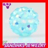 Latest Blue Shamballa Crystal Beads Wholesale