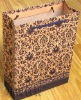 craft luxury paper shopping carrier bag
