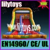 2012 new inflatable dry slide with EN14960 certification