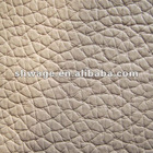 PU coated Lichee Pattern leather for sofa/sofa chairs/car seat