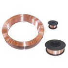 0.6mm to 1.6mm CO2 gas shield copper-coated Solid Mig Wire ER70S-6