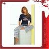 ladies wellness pajama