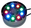 IP67 9W underwater led lights for fountains