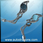 ADT-SF005A mini chrome motocycle rearview mirror