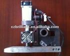 Ultra-sonic cutting device for circular loom