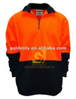 Hi Vis Safety Polar Fleece