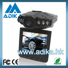 "Night Vision Car DVR Recorder with 2.5"" Screen ADK1097G"