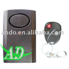 Remote Control Vibration Alarm for Door / window