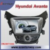 Car Audio gps for Hyundai Elantra 2012 (EW-SH713DG)