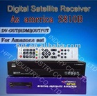 az america S810b to Chile HDMI OF Azmanza