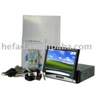7 Inch 1 Din In Dash Car pc lcd vga touch screen monitor