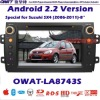 Car DVD Player Special for Suzuki SX4 (2006-2011) with Android System