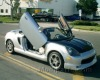 TOYOTA MR2 Vertical Lambo Doors kit - LSD style