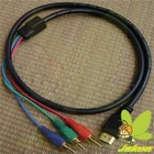 High Quality RCA to HDMI Cable,HDMI TO 3RCA Cable,HDMI To RCA Cable RGB Audio Video AV Component
