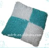 chenille cushion chenille pillow