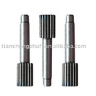 Gear shaft,worm shaft,spline shaft,precision shaft,