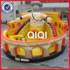 Popular inflatable slide bouncer