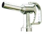 Manual nozzle for fuel dispenser