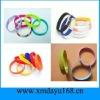 Custom Silicone Rubber Bracelet/Wristband