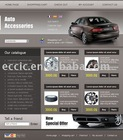 Latest Auto Accessories Ecommerce Website Design Service