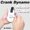 Crank Dynamo Walkie Talkie
