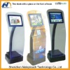 electronic digital LCD kiosk touch screen