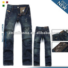 fashion and leisure brand casual jeans for man denim jeans 8818#