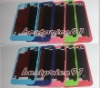 Fashion colorful glass Back Cover Housing Case for iphone 4 4G