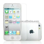 Clear Front and Back Screen Protection Film for iPhone 5
