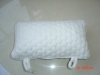 cotton bath pillow