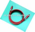 digital audio cable fiber optic toslink cables