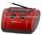 FT-205UR AM/FM/SW 3BAND RADIO WITH USB/SD FUNCTION
