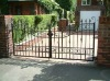 Wrought iron decorative Door